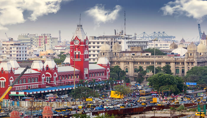 Knowledge of Costs to Live in Chennai